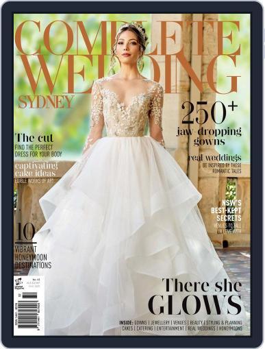 Complete Wedding Sydney October 31st, 2017 Digital Back Issue Cover
