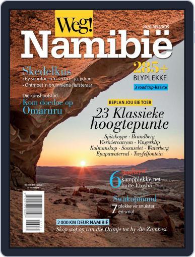 Weg! Namibië April 1st, 2020 Digital Back Issue Cover