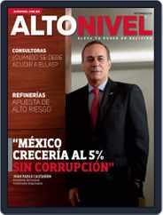 Alto Nivel Magazine (Digital) Subscription September 1st, 2018 Issue