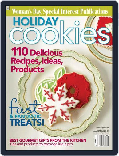 Holiday Cookies October 13th, 2009 Digital Back Issue Cover