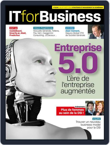 It For Business July 1st, 2018 Digital Back Issue Cover