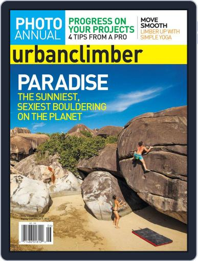 Urban Climber June 15th, 2012 Digital Back Issue Cover