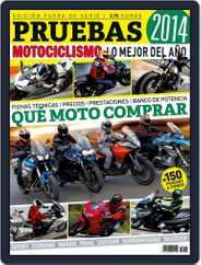 Especial Pruebas Motociclismo Magazine (Digital) Subscription October 7th, 2014 Issue