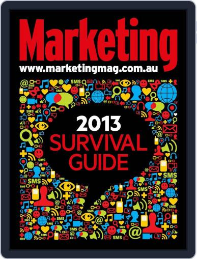 The Marketing Survival Guide February 4th, 2013 Digital Back Issue Cover