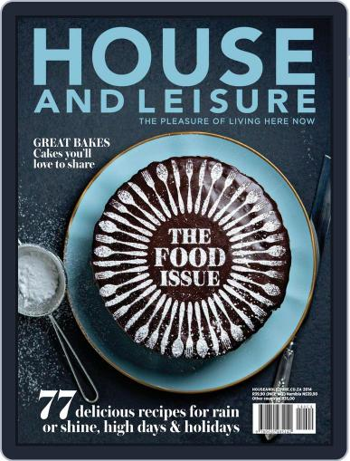 House And Leisure Food January 19th, 2014 Digital Back Issue Cover