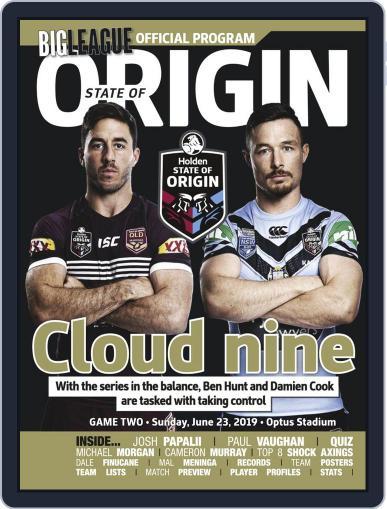 Big League: NRL State of Origin