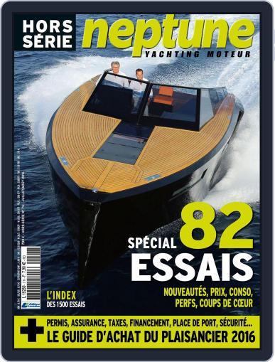 Neptune Yatching Moteur HS June 1st, 2016 Digital Back Issue Cover
