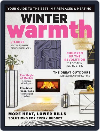 Winter Warmth July 4th, 2018 Digital Back Issue Cover
