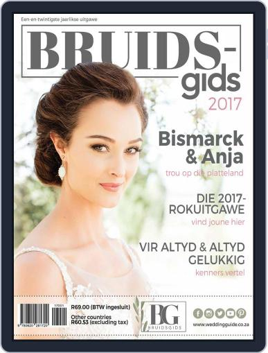 Bruidsgids March 1st, 2017 Digital Back Issue Cover