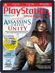 Official PlayStation Magazine - UK Edition Magazine (Digital) Subscription December 1st, 2014 Issue