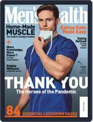 Men's Health Australia Magazine (Digital) Subscription June 1st, 2020 Issue