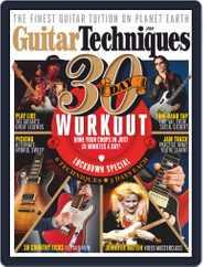 Guitar Techniques Magazine (Digital) Subscription June 1st, 2020 Issue