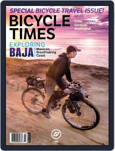 Bicycle Times May 1st, 2017 Digital Back Issue Cover