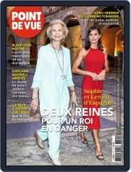 Point De Vue Magazine (Digital) Subscription July 14th, 2020 Issue