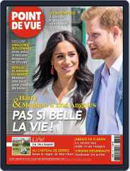 Point De Vue Magazine (Digital) Subscription July 15th, 2020 Issue
