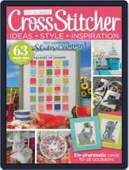 CrossStitcher Magazine (Digital) Subscription August 1st, 2020 Issue