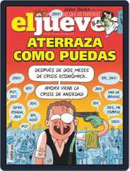 El Jueves Magazine (Digital) Subscription May 26th, 2020 Issue