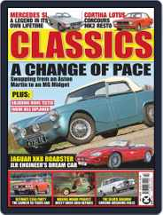Classics Monthly Magazine (Digital) Subscription July 1st, 2020 Issue