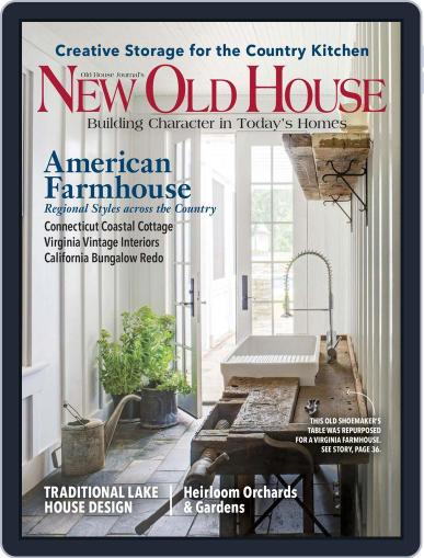 New Old House October 18th, 2016 Digital Back Issue Cover