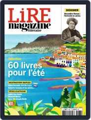 Lire Magazine (Digital) Subscription July 1st, 2020 Issue