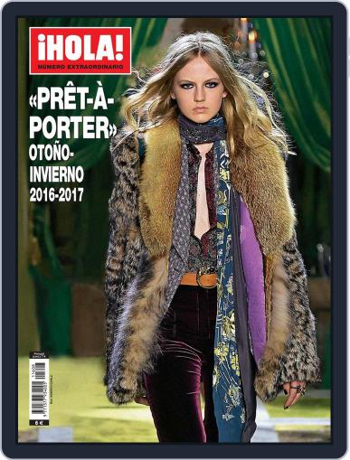 ¡hola! Prêt-À-porter September 1st, 2016 Digital Back Issue Cover