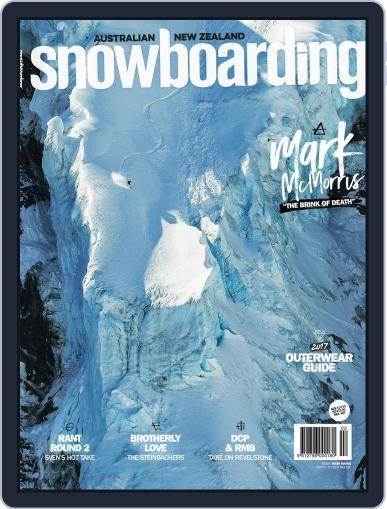 Australian NZ Snowboarding July 1st, 2017 Digital Back Issue Cover