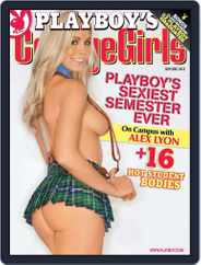 Playboy's College Girls (Digital) Subscription October 2nd, 2012 Issue