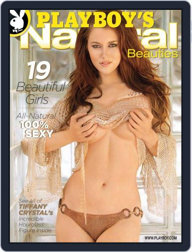 Playboy's Natural Beauties November 27th, 2012 Digital Back Issue Cover