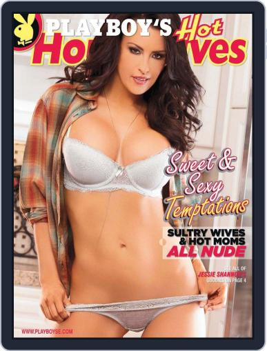 Playboy's Hot Housewives January 31st, 2012 Digital Back Issue Cover