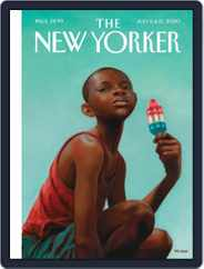 The New Yorker Magazine (Digital) Subscription July 6th, 2020 Issue