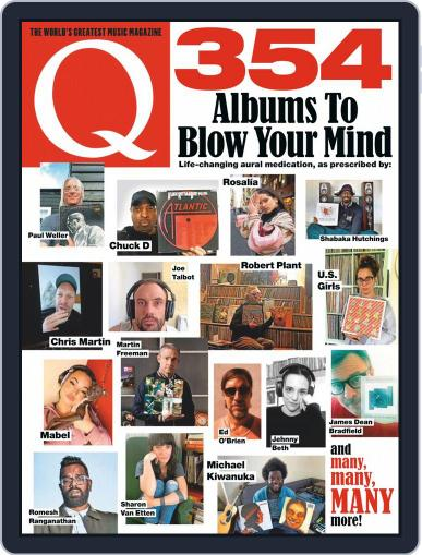 Q July 2nd, 2020 Digital Back Issue Cover