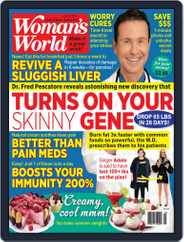 Woman's World Magazine (Digital) Subscription July 20th, 2020 Issue