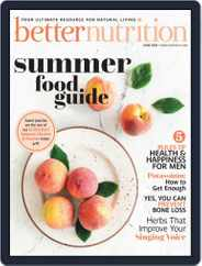 Better Nutrition Magazine (Digital) Subscription June 1st, 2020 Issue