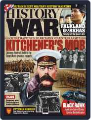 History of War Magazine (Digital) Subscription August 1st, 2020 Issue