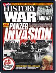 History of War Magazine (Digital) Subscription June 1st, 2020 Issue