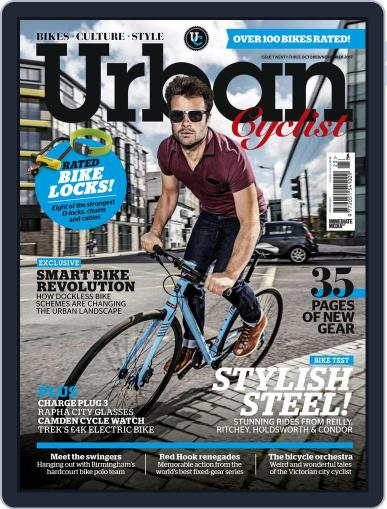 Urban Cyclist October 1st, 2017 Digital Back Issue Cover
