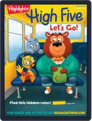 Highlights High Five Magazine (Digital) Subscription September 1st, 2020 Issue