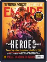Empire Magazine (Digital) Subscription July 1st, 2020 Issue