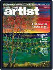Professional Artist (Digital) Subscription December 1st, 2018 Issue