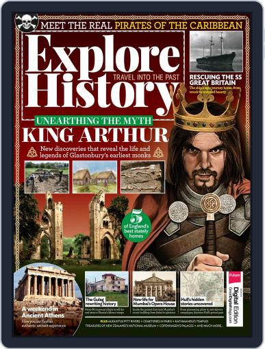 Explore History February 1st, 2017 Digital Back Issue Cover