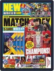 Match Of The Day Magazine (Digital) Subscription July 7th, 2020 Issue