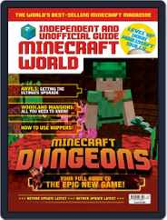 Minecraft World Magazine (Digital) Subscription June 11th, 2020 Issue