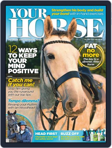 Your Horse July 1st, 2020 Digital Back Issue Cover
