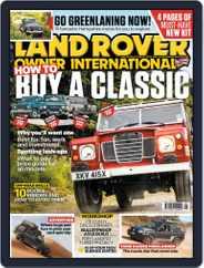 Land Rover Owner Magazine (Digital) Subscription September 1st, 2020 Issue