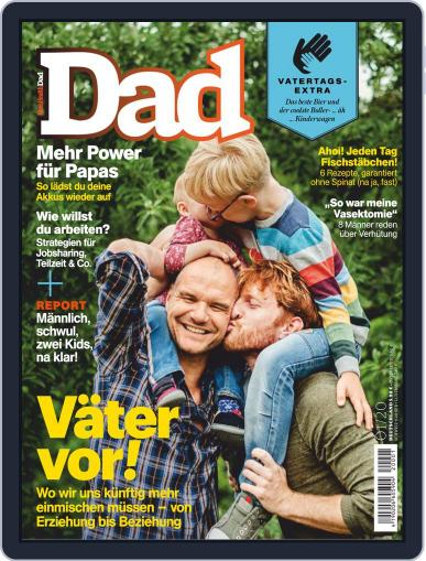 Men's Health Dad January 1st, 2020 Digital Back Issue Cover