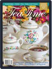 TeaTime Magazine (Digital) Subscription July 1st, 2020 Issue