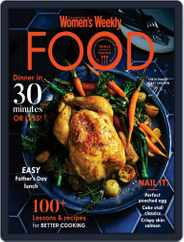 The Australian Women's Weekly Food Magazine (Digital) Subscription August 1st, 2020 Issue
