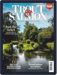 Trout & Salmon Magazine (Digital) Subscription August 1st, 2020 Issue