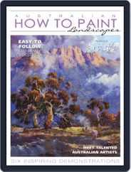 Australian How To Paint Magazine (Digital) Subscription April 1st, 2019 Issue