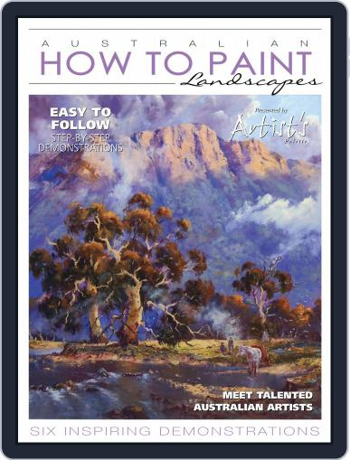 Australian How To Paint